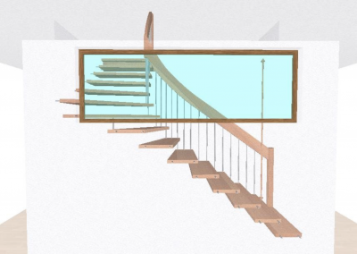Rendering-Planung-Treppe