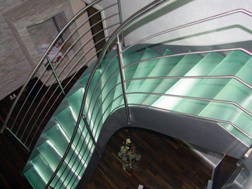 Glastreppe München