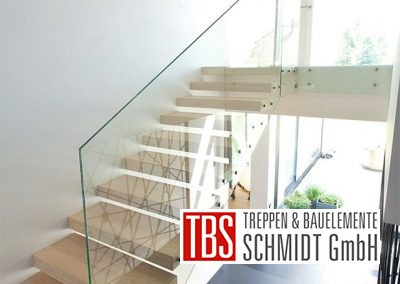 Glasgelaender Kragarmtreppe Hessen