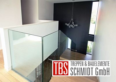 Galerie Kragarmtreppe Hessen