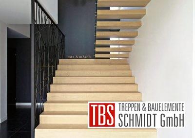 Übergang Kragarmtreppe Hessen