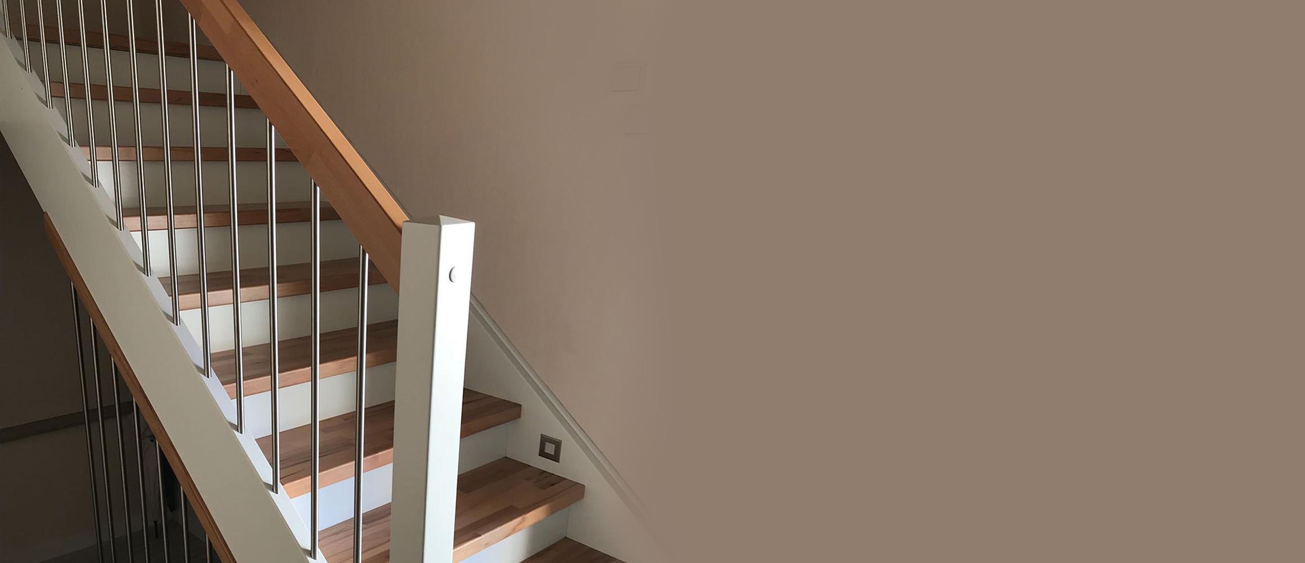 Color Treppe von Treppen und Bauelemente Schmidt GmbH