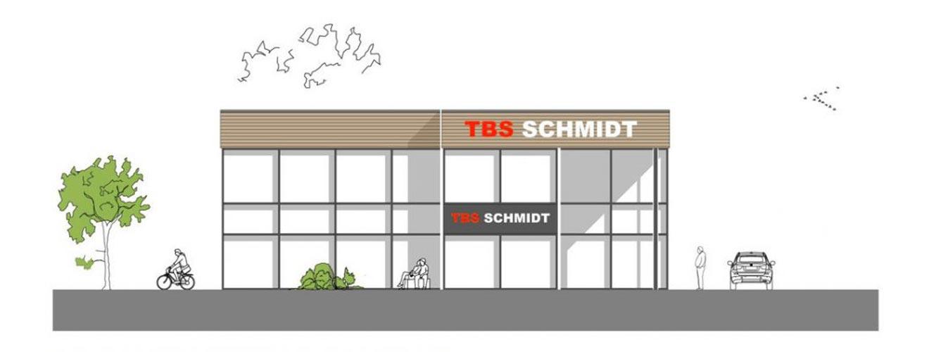 Neuer Showroom der Treppen und Bauelemente Schmidt GmbH