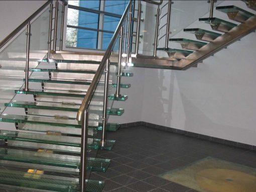 Glastreppe Augsburg