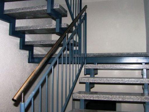 Zweiholmtreppe Ibbenbühren