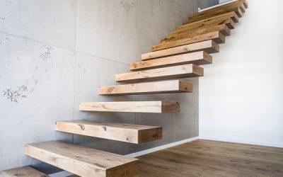 Treppen des Monats März