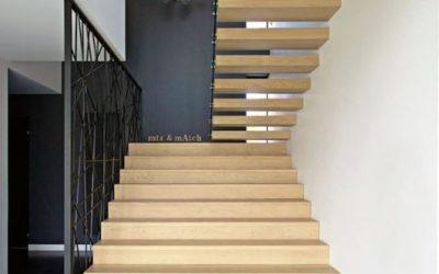 Unsere Highlight-Treppen: Die Kragarmtreppe Hessen